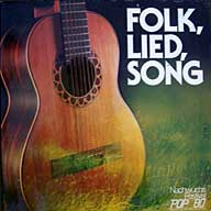 "Cover des Albums ""Folk, Lied, Song"""