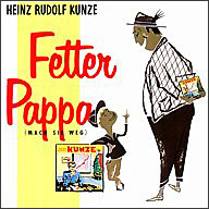 "Cover der Single ""Fetter Pappa"""