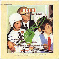 "Cover der Single ""Held der Arbeit"""