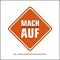 "Cover der Single ""Mach auf"""