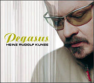"Cover der Single ""Pegasus"""